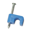 Gardner Bender 25-Count 1/2-in Plastic Insulated Cable Staples