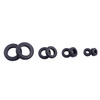 Gardner Bender 8-Pack .25-in, .368-in, 0.50-in and .75-in Vinyl Grommets