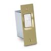 Gardner Bender 16-Amp White Light Switch