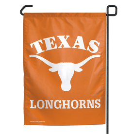 WinCraft Sports 15-in x 11-in Texas Longhorns Mini Flag with Pole