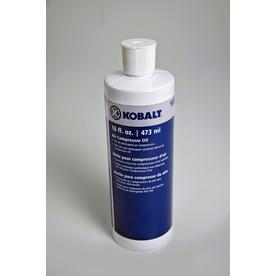Kobalt 16-oz Synth Compressor Oil