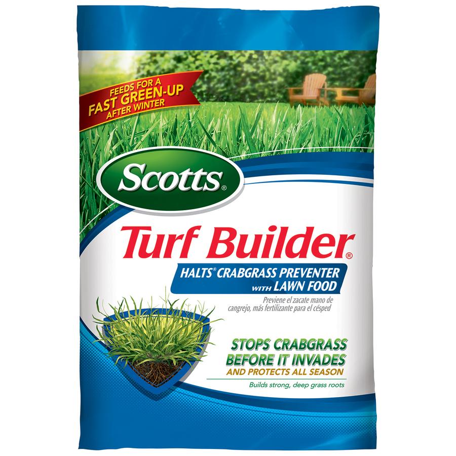 Shop Scotts 15000 Sq Ft Turf Builder Plus Spring Lawn