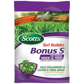 Shop Scotts 5 000 Sq Ft Turf Builder Bonus S Southern Weed