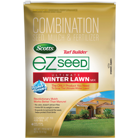 Scotts 40 lbs Turf Builder Ez Seed Ryegrass Lawn Repair Mix