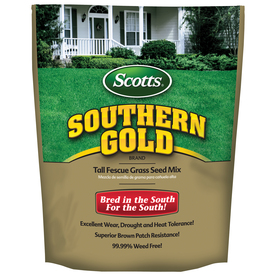 Scotts 3 Lbs. Southern Gold Tall Fescue Grass Seed