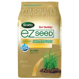 Scotts 20 lbs Turf Builder Ez Seed Bermuda Lawn Repair Mix