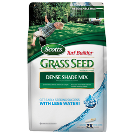 Scotts 3 Lbs. Turf Builder Dense Shade Fescue Grass Seed