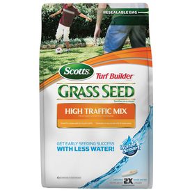 Scotts 3 Lbs. Turf Builder High Traffic Ryegrass Grass Seed