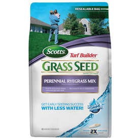 Scotts 7 Lbs. Turf Builder Perennial Ryegrass Grass Seed