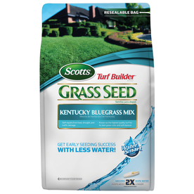 Scotts 3 Lbs. Turf Builder Kentucky Bluegrass Grass Seed