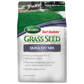 Scotts 3 Lbs. Turf Builder Quick Fix Ryegrass Grass Seed