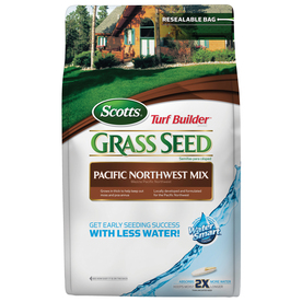 Scotts Turf Builder 20 Lbs Pacific Northwest Mix Bluegrass Sun and Shade Grass Seed Blend