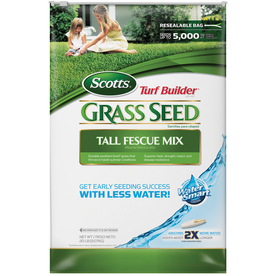 Scotts Turf Builder 20-lb Fescue Grass Seed