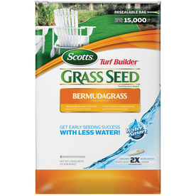 Scotts 15 Lbs. Turf Builder Bermuda Grass Seed