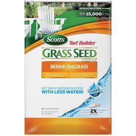 Scotts Turf Builder 15-lb Bermuda Grass Seed