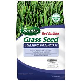 Scotts Turf Builder Heat-Tolerant Blue Mix 7-lb Heat-Tolerant Blue Grass Seed