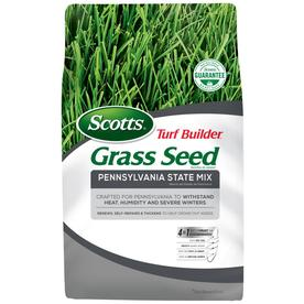 Scotts Turf Builder 3 lbs Sun and Shade Grass Seed Mixture