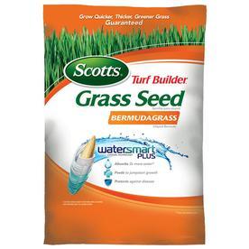 Scotts Turf Builder 15-lb Grass Seed