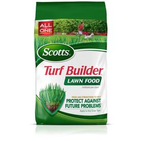 Scotts 5000-sq ft Turf Builder All Season Lawn Fertilizer (32-0-4)