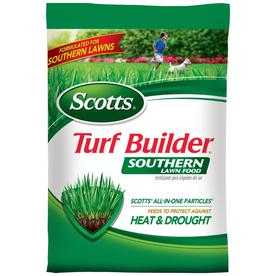 Scotts 15000 sq ft Turf Builder Southern All Season Lawn Fertilizer (32-0-10)