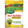 Scotts 2,500-sq ft Turf Builder Weed and Feed Lawn Fertilizer (28-0-3)