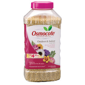 Osmocote 3 lb Osmocote Outdoor &amp; Indoor Synthetic Flower and Vegetable Food Granules