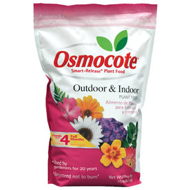 Osmocote 10 lb Osmocote Outdoor & Indoor Synthetic Flower and Vegetable Food Granules