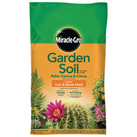 Miracle-Gro 1-cu ft Palm and Citrus Soil