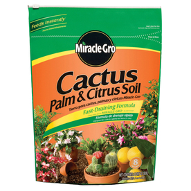 Miracle-Gro 8-Quart Cactus, Palm and Citrus Soil