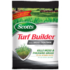 Scotts 10000 sq ft Turf Builder with Moss Control Spring Lawn Fertilizer (23-0-3)