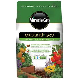 Miracle-Gro 0.67 cu ft Potting Soil