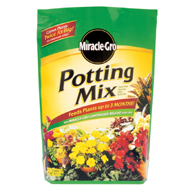 Miracle-Gro 8-Quart Premium Potting Mix