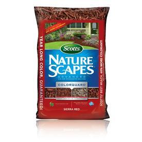 Scotts Nature Scapes Advanced 2-cu ft Red Bark Mulch