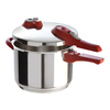 T-fal 3-Quart Stainless Steel Stove-Top Pressure Cooker