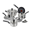 T-fal 14-Piece Excite 9.009-in Cookware Set with Lid