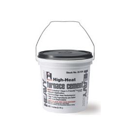 Oatey High Heat Furnace Cement - Regular Body, 1/2 gallon