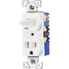 Cooper Wiring Devices White Outlet