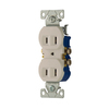 Cooper Wiring Devices15-Amp White Duplex Electrical Outlet