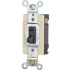 Cooper Wiring Devices Brown Light Switch