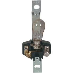 Cooper Wiring Devices 3-Way 60-Watt Silver Lamp Socket