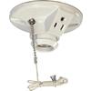 Cooper Wiring Devices 660-Watt White Hard-Wired Ceiling Socket