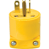 Cooper Wiring Devices 20-Amp 250-Volt Yellow 3-Wire