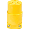 Cooper Wiring Devices 15-Amp 125-Volt Yellow 3-Wire Grounding Connector