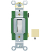 Cooper Wiring Devices 30-Amp Ivory Light Switch