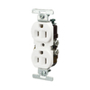 Eaton 15-Amp 125-Volt Indoor Duplex Wall Outlet