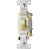 Cooper Wiring Devices 15-Amp Almond 3-Way Light Switch
