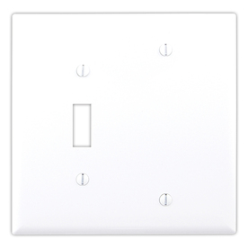 Cooper Wiring Devices 2-Gang Wall Plate
