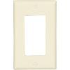 Eaton 1-Gang Light Almond Single Decorator Wall Plate