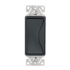 Cooper Wiring Devices 15-Amp Silver Granite Decorator Light Switch