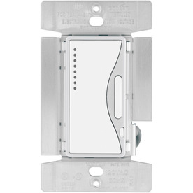 Cooper Wiring Devices on Shop Cooper Wiring Devices 15 Amp White Satin Digital Dimmer At Lowes